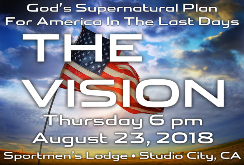 THE VISION Meeting August 23, 2018